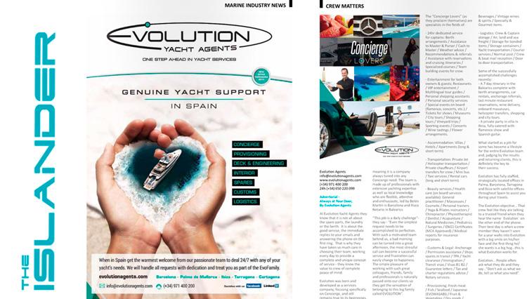 The Islander magazine