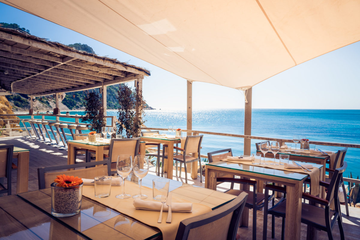 TOP 5 Beach Clubs in Ibiza