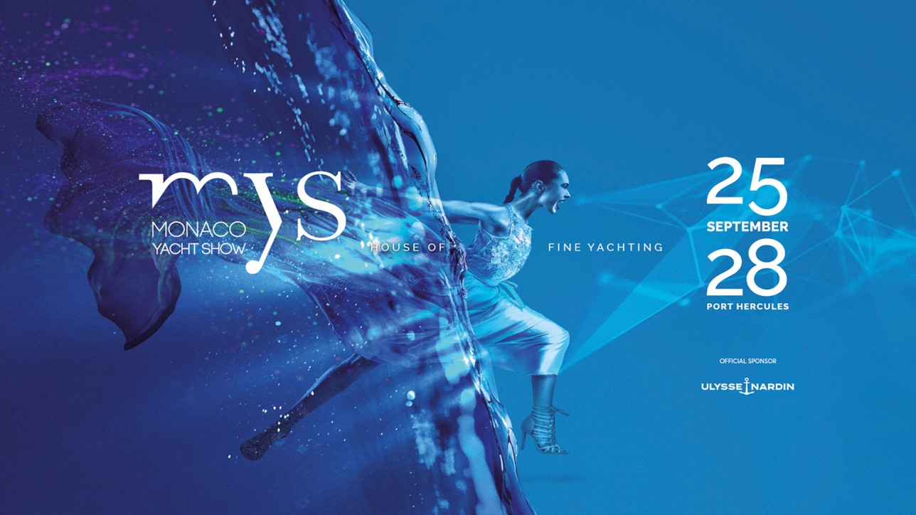 Join Evolution at the Monaco Yacht Show 2019