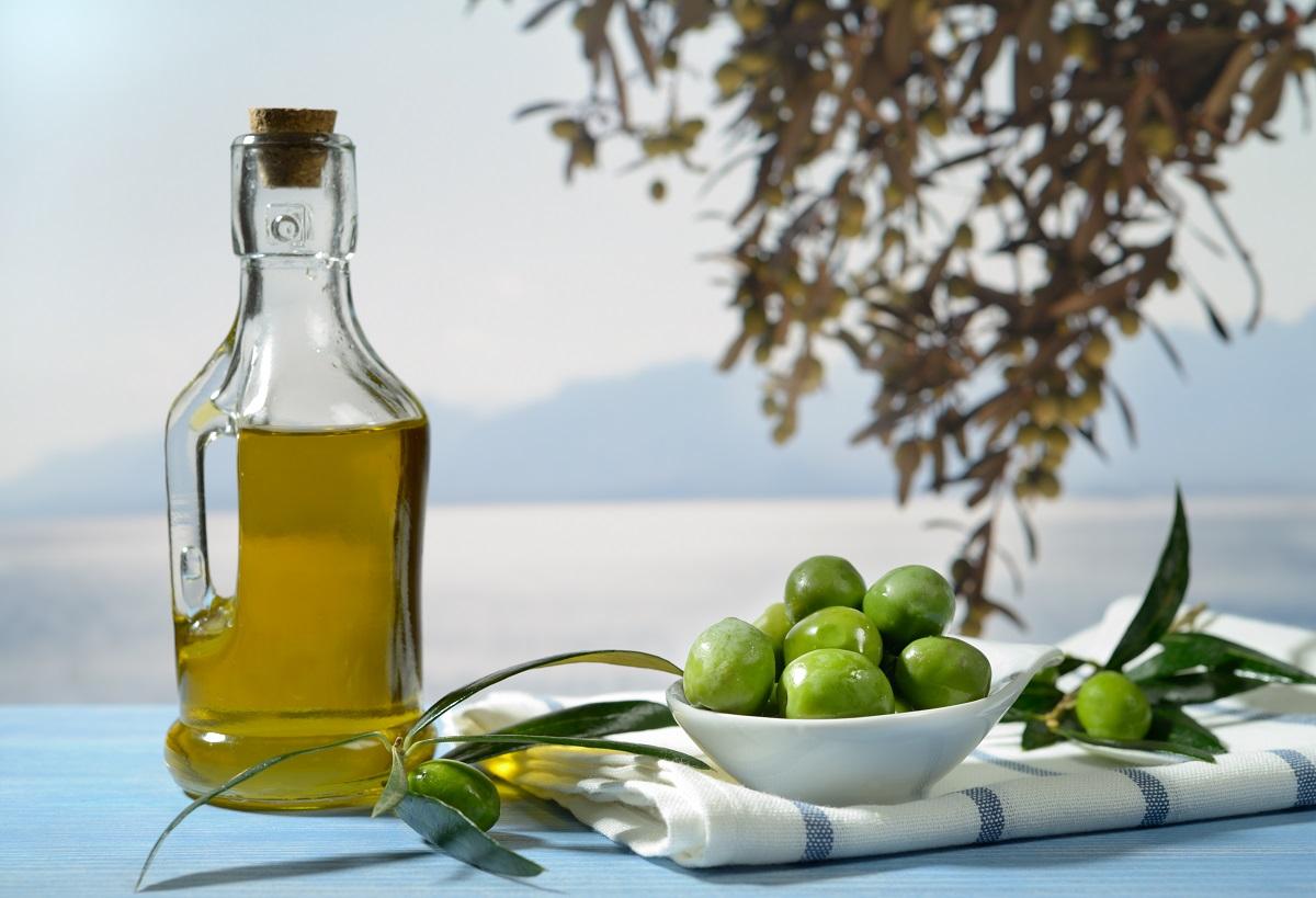 A healthy Mediterranean diet