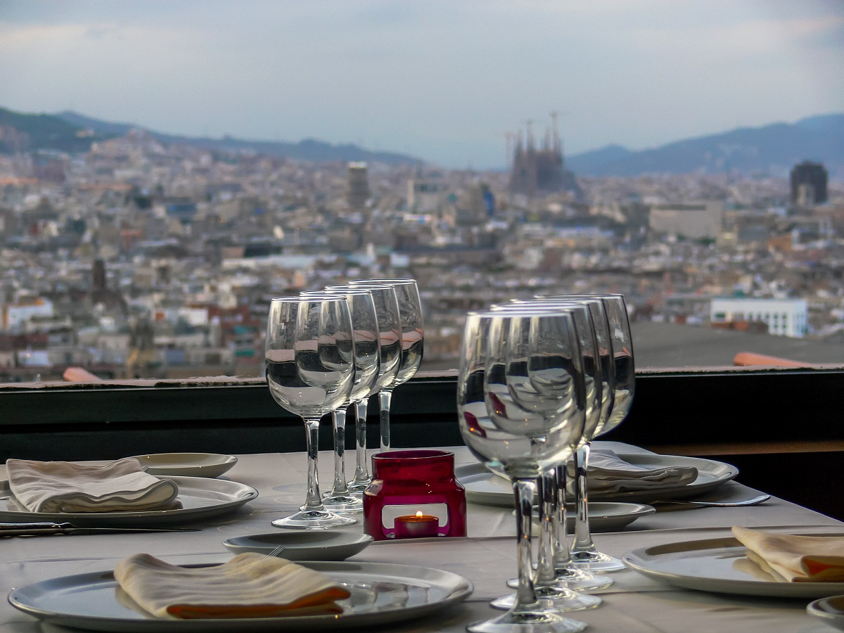 TOP 5 Restaurants in Barcelona.