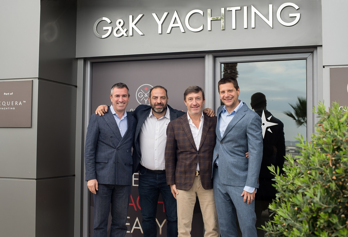 Acquera Yachting continues rapid expansion with the purchase of G&K Yachting.