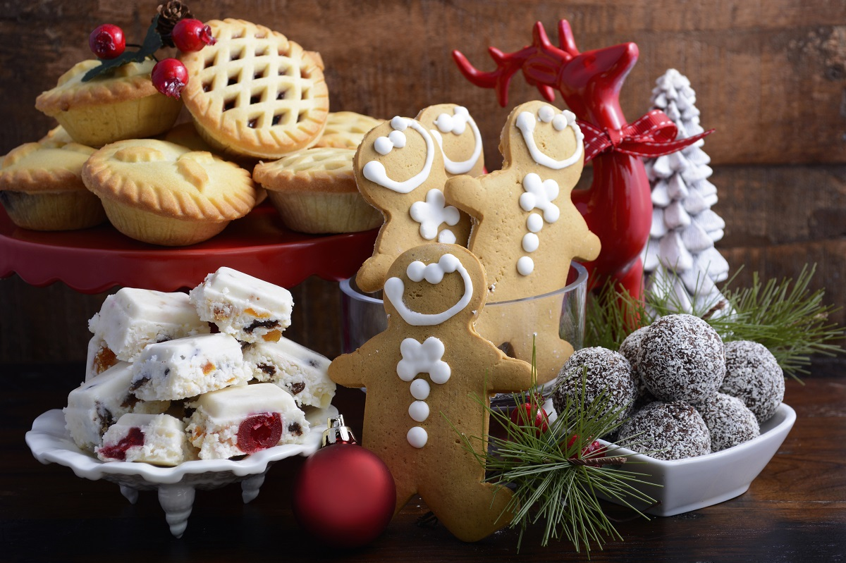 Christmas Treats around Spain